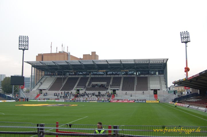 Spielergebnis St Pauli