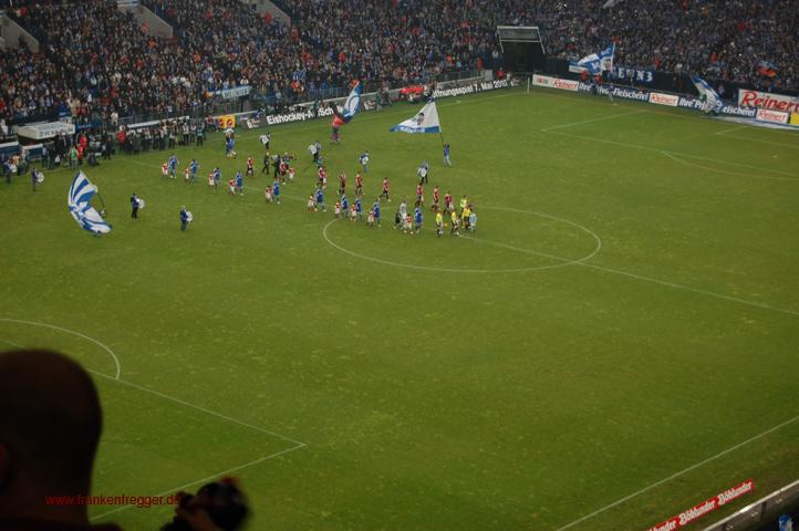 Spielergebnis Schalke